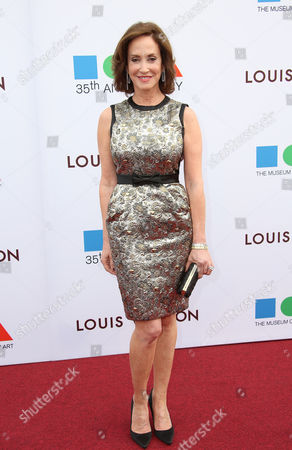 Lilly Tartikoff Karatz arrives at MOCA's 35th Anniversary Gala presented by Louis Vuitton at The Geffen Contemporary at MOCA on in Los Angeles