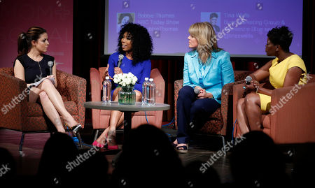 Editorial image of Mom Social Event, New York, USA - 8 May 2013