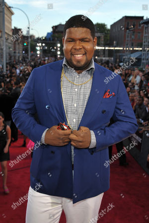 Editorial picture of MTV Video Music Awards 2013 - Red Carpet, New York, USA - 25 Aug 2013