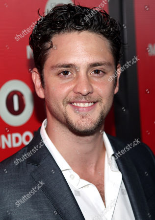 Christopher Von Uckermann attends the MundoFox Launch Party: Letâ?™s Make History Together! at Club Nokia, in Los Angeles