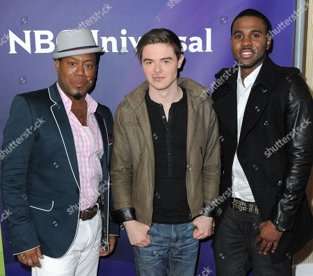 Editorial photo of NBCUniversal Summer Press Tour - Day 2, Beverly Hills, USA - 25 Jul 2012