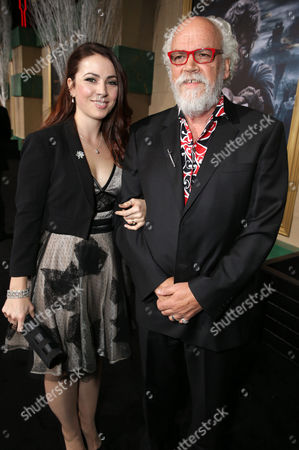 Editorial image of New Line Cinema and Metro-Goldwyn-Mayer Pictures presents the Los Angeles Premiere of 'The Hobbit: The Battle of The Five Armies, Hollywood, USA - 9 Dec 2014