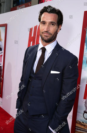 """Matthew Del Negro seen at the New Line Cinema and Metro-Goldwyn-Mayer Premiere of """"Hot Pursuit"""", in Los Angeles"""