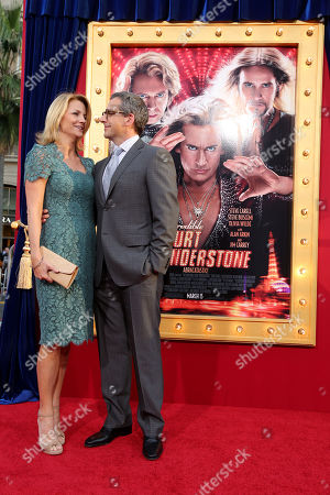 Editorial image of New Line Cinema's World Premiere of 'The Incredible Burt Wonderstone', Hollywood, USA - 11 Mar 2013