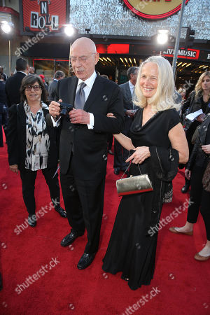 Alan Arkin and wife Suzanne Newlander Arkin at New Line Cinema's World Premiere of 'The Incredible Burt Wonderstone' held at Grauman's Chinese Theatre on Monday, Mar., 11, 2013 in Los Angeles