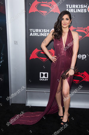 """Editorial picture of NY Premiere of """"Batman v Superman: Dawn of Justice"""", New York, USA - 21 Mar 2016"""