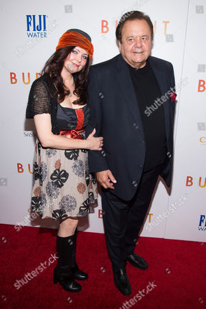 """Dee Dee Benkie and Paul Sorvino attend the premiere of """"Burnt"""" at the Museum of Modern Art, in New York"""