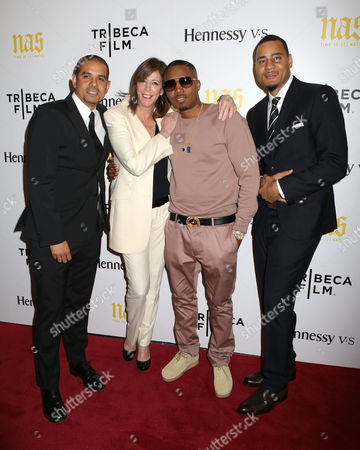 "Editorial picture of NY Premiere of ""Nas: Time Is Illmatic"", New York, USA - 30 Sep 2014"