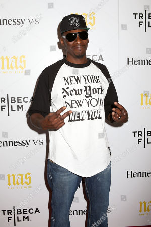 "Pete Rock attends the premiere of ""Nas: Time Is Illmatic"" at the Museum of Modern Art on in New York"