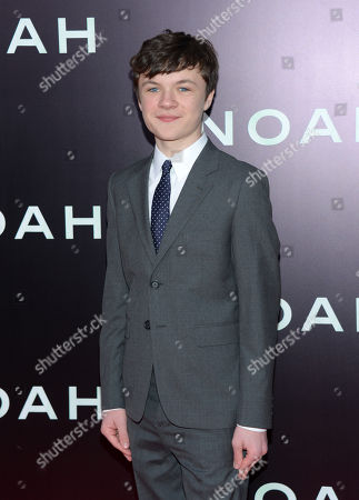 """Editorial picture of NY Premiere of """"Noah"""", New York, USA - 26 Mar 2014"""