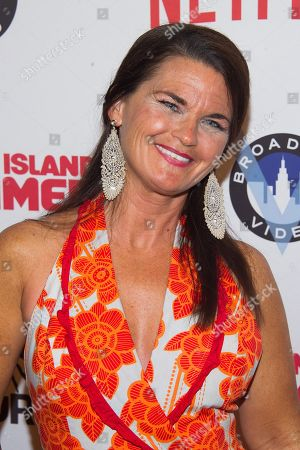 """Editorial image of NY Premiere of """"Staten Island Summer"""", New York, USA - 21 Jul 2015"""