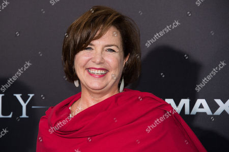 """Stock Photo of Jane Gabbert attends the premiere of """"Sully"""" at Alice Tully Hall, in New York"""