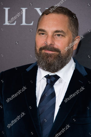 """Todd Komarnicki attends the premiere of """"Sully"""" at Alice Tully Hall, in New York"""