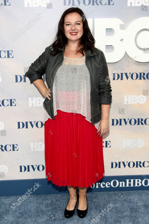 "Editorial picture of NY Premiere of HBO's ""Divorce"", New York, USA - 4 Oct 2016"