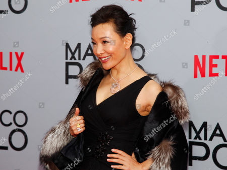 """Editorial photo of NY Premiere of Netflix's """"Marco Polo"""", New York, USA - 2 Dec 2014"""