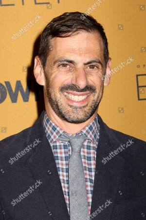 """Producer David Shadrack Smith attends the premiere of the Oprah Winfrey Network's (OWN) documentary series """"Belief"""", at The TimesCenter, in New York"""