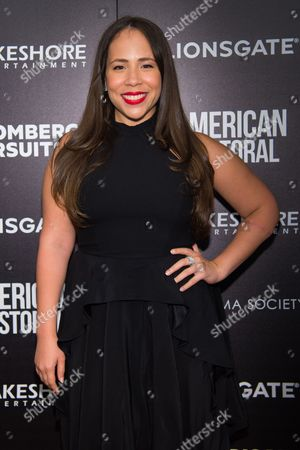 """Rosal Colon attends a special screening of """"American Pastoral"""" at the Museum of Modern Art, in New York"""
