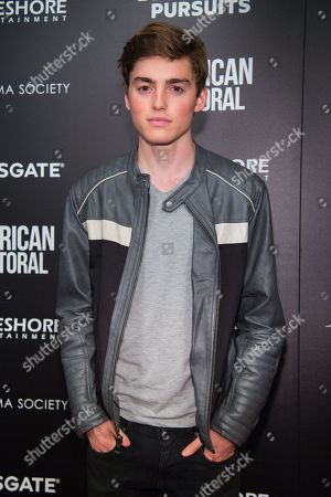 """Spencer List attends a special screening of """"American Pastoral"""" at the Museum of Modern Art, in New York"""