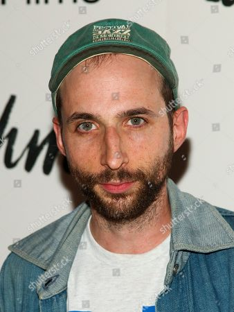 """Stock Image of Dov Tiefenbach attends a special screening of """"Asthma"""", hosted by IFC Films with The Cinema Society, at The Roxy Hotel, in New York"""