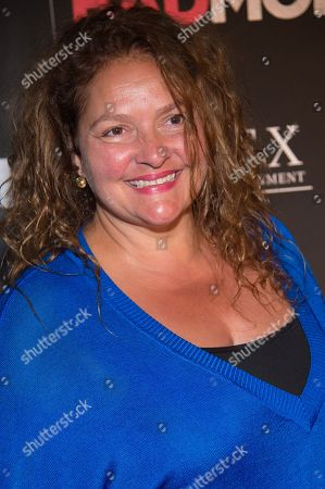 """Actress Aida Turturro attends a special screening of """"Bad Moms"""" at Metrograph, in New York"""