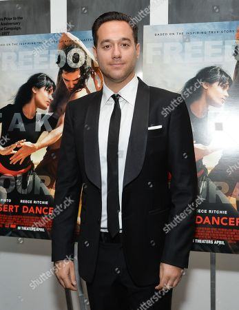 "Director Richard Raymond attends a special screening of ""Desert Dancer"", hosted by The Cinema Society, at The Museum of Modern Art, in New York"