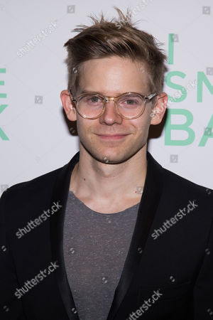 """Andrew Keenan-Bolger attends a special screening of """"I Smile Back"""" at The Museum of Modern Art, in New York"""
