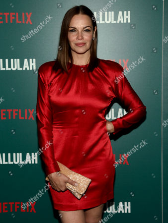 "Tammy Blanchard attends a special screening of ""Tallulah"" at the Landmark Sunshine Cinema, in New York"