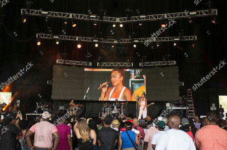 Editorial picture of ONE Musicfest 2014, Atlanta, USA - 13 Sep 2014