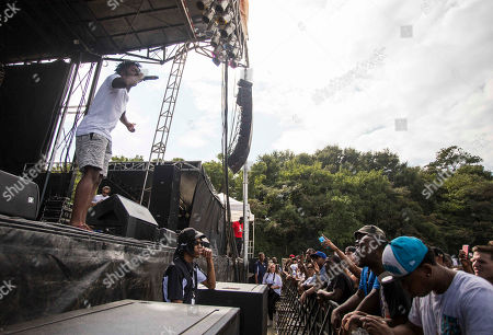 Editorial photo of ONE Musicfest 2014, Atlanta, USA - 13 Sep 2014