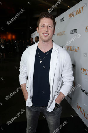Kevin Michael Martin seen at Open Road 'Spotlight' Los Angeles Special Screening at DGA, in Los Angeles, CA