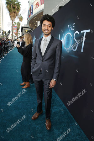 Shawn Carter Peterson at Open Road Films Los Angeles Premiere of 'The Host' held at the ArcLight Hollywood, on Tuesday, March, 19, 2013 in Los Angeles