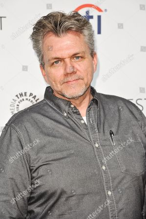 """Jeffrey Bell arrives at PALEYFEST 2014 - """"Marvel's Agents of S.H.I.E.L.D."""", in Los Angeles"""