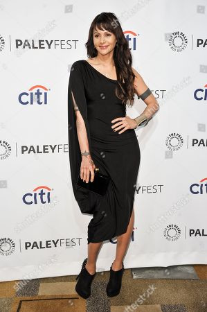 """Persia White arrives at the PALEYFEST 2014 - """"The Originals"""", in Los Angeles"""