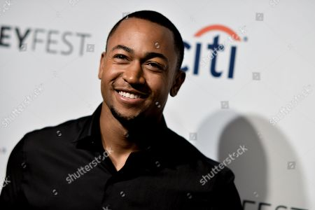 """Percy Daggs III arrives at PALEYFEST 2014 - """"Veronica Mars"""" Reunion, in Los Angeles"""