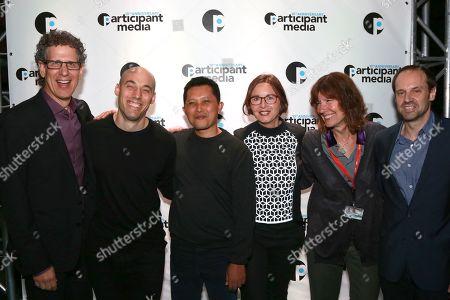 Editorial photo of Participant Media's 10th Anniversary Celebration at International Film Festival 2014, Toronto, Canada - 8 Sep 2014