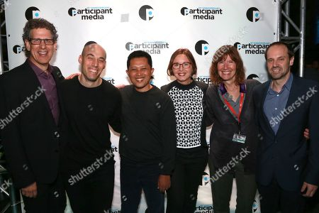 Editorial image of Participant Media's 10th Anniversary Celebration at International Film Festival 2014, Toronto, Canada - 8 Sep 2014