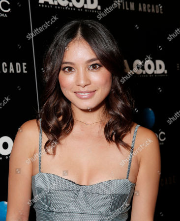 """DJ Samantha Duenas attends the Los Angeles Premiere of """"A.C.O.D."""" Powered by CIROC Vodka, at The W Hotel on in Los Angeles"""