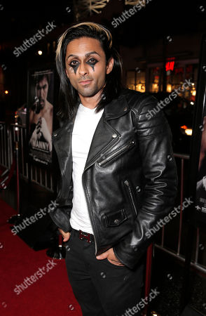 Adi Shankar attends the premiere of 'Manny' at TCL Chinese Theatre on in Los Angeles