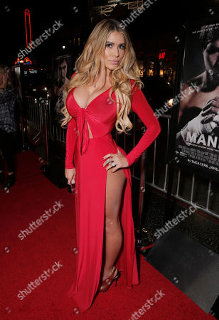 """Editorial image of Premiere Of """"Manny"""", Los Angeles, USA - 20 Jan 2015"""