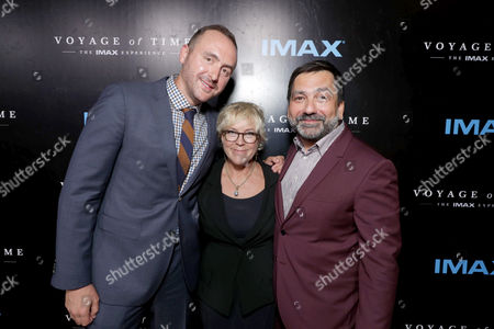 """Editorial image of Premiere of """"Voyage of Time: The IMAX Experience"""", Los Angeles, USA - 28 Sep 2016"""