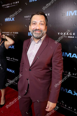 """Editorial photo of Premiere of """"Voyage of Time: The IMAX Experience"""", Los Angeles, USA - 28 Sep 2016"""