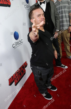 Wee Man seen at the Los Angeles Premiere of Open Road Films' 'Machete Kills' Powered by CIROC Vodka, on Wednesday, Oct, 2, 2013 in Los Angeles