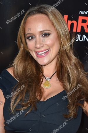 Erica Rose arrives at Lifetimeâ?™s scripted series premiere of UnREAL at SIXTY Beverly Hills, in Beverly Hills, Calif