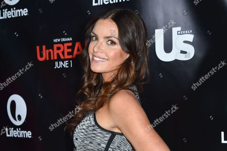 """Editorial photo of Premiere Party For """"UnReal"""", Beverly Hills, USA - 20 May 2015"""