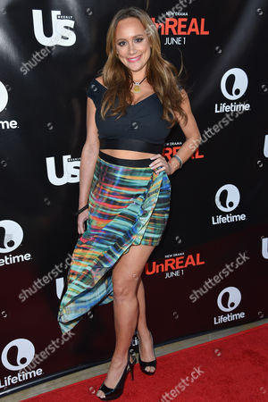 "Editorial image of Premiere Party For ""UnReal"", Beverly Hills, USA - 20 May 2015"