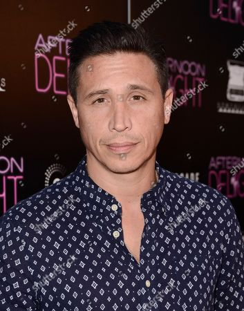 """Actor Erik Palladino arrives at the Los Angeles premiere screening of the feature film """"Afternoon Delight"""" at the ArcLight Hollywood on in Los Angeles"""