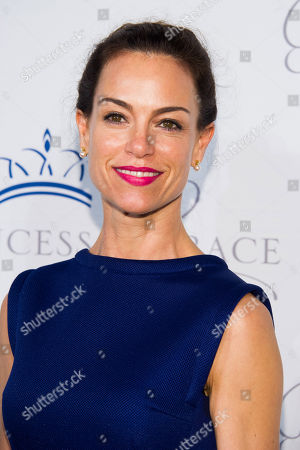 Jennifer Grant attends the Princess Grace Awards Gala on in New York