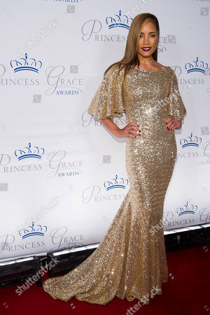 Michael Michele attends the Princess Grace Awards Gala on in New York