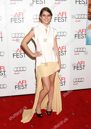 "Tessa Ia arrives at the ""Rust and Bone"" AFI Screening at Grauman's Chinese Theatre on in Hollywood, California"