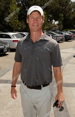 Actor Joel Gretsch arrives at the SAG Foundation's L.A. Golf Classic Benefiting the Catastrophic Health Fund at the Lakeside Golf Club on Burbank, Calif